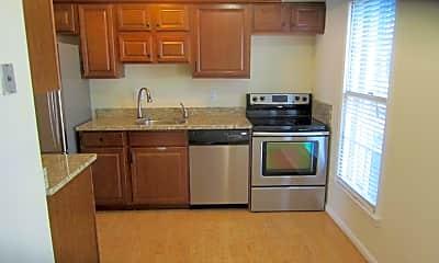 Kitchen, 6463 Fenestra Ct 50C, 1