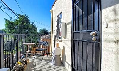 Patio / Deck, 1110 E 59th St, 1
