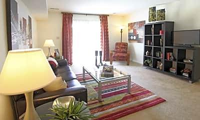 Living Room, Diamond Springs, 1