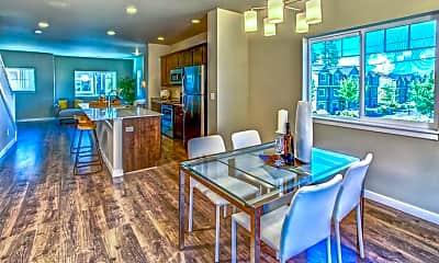 Dining Room, Harmony at Mill Creek, 1