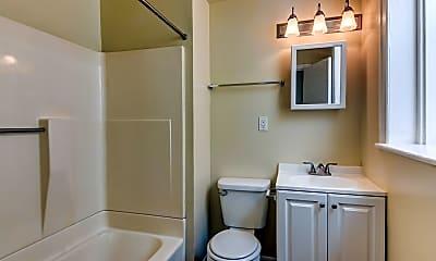 Bathroom, Union Flats, 2