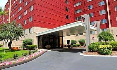 Building, Imperial Senior Suites, 1