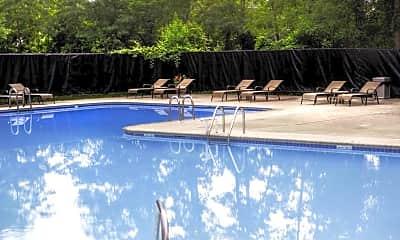 Pool, Fair Oaks, 1