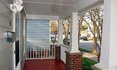 Patio / Deck, 310 S East St, 1