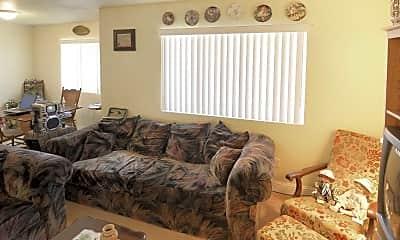 Living Room, Shady Lane, 1
