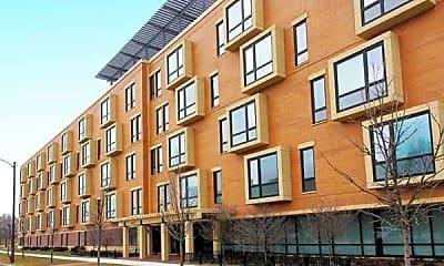 Building, Park Boulevard Apartments, 1