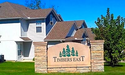 Community Signage, Timbers East Townhomes & Duplexes, 0