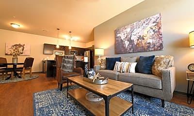 Living Room, Springs at Eagle Bend, 0