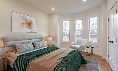 Bedroom, 1350 S Ringgold St, 2
