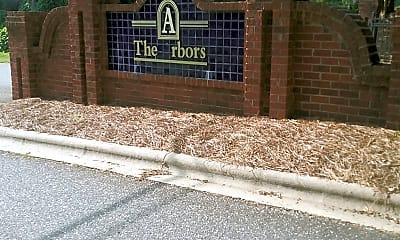 Arbors Townhomes / Davis Crossing, 1