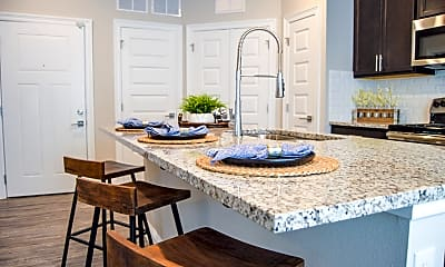 Kitchen, Silver Oaks Apartments, 0