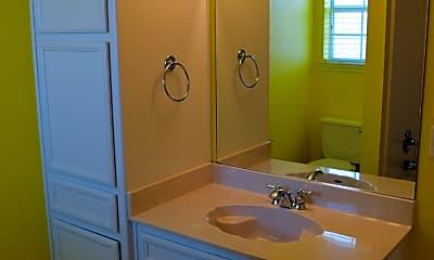 Bathroom, 4205 Capri Dr., 2