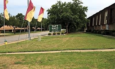 Taft Haus Apartments, 1