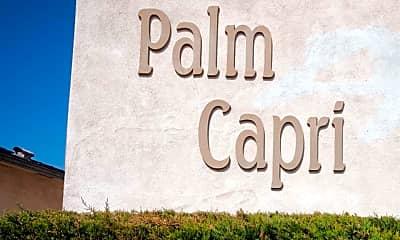 Building, Palm Capri, 0