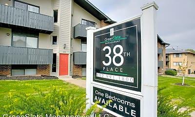 Community Signage, 124 S 38th St, 0