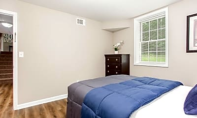 Bedroom, Room for Rent -  a 8 mins drive to bus stop Acwort, 2
