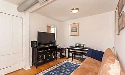 Living Room, 2206 W Erie St, 1