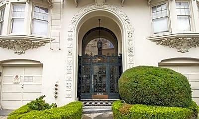 Building, 2224 Leavenworth St, 2
