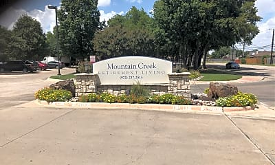 Mountain Creek Retirement Living, 1