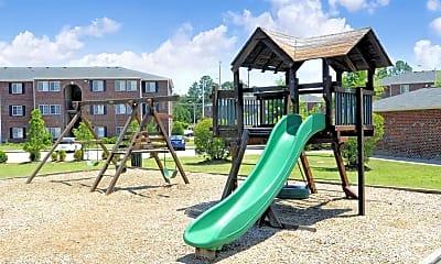 Playground, Eagle Point Village, 2
