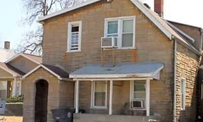 Building, 309 E Michigan St, 1