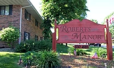 Roberts Manor Apartments, 1