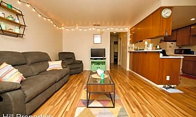 Living Room, 1200 Sherman Ave, 0