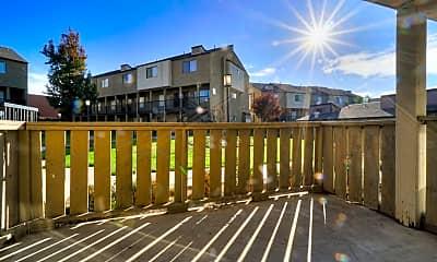 Patio / Deck, Highlander Park, 2