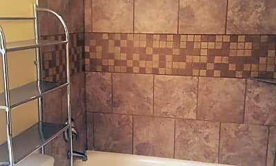 Bathroom, Ridgeview Apartments, 1
