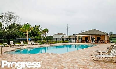 Pool, 1205 Sheridan Bay Drive, 2