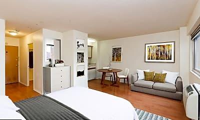 Bedroom, 2101 Chestnut St 526, 0