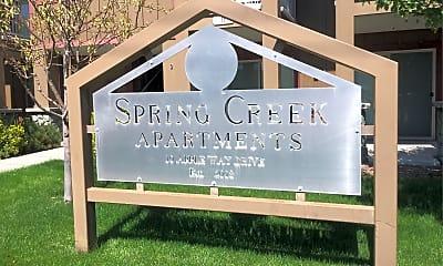 Spring Creek Apartments I & Ii, 1