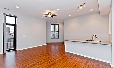 Living Room, 1057 W Grand Ave, 1