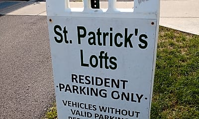 St. Patrick's Lofts, 1
