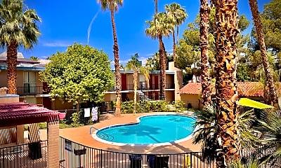 Pool, 1101 Dumont Blvd, 0