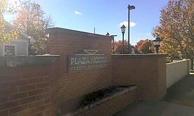 Community Signage, Plaza North, 2