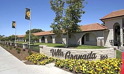 Community Signage, Villa Granada, 0