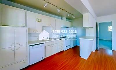 Kitchen, 1514 Penmar Avenue Venice B, 1