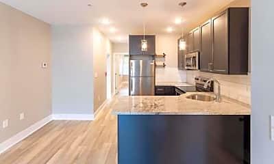 Kitchen, 1247 S 28th St, 1