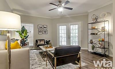 Living Room, 7700 N Capitol Of Texas Hwy, 1