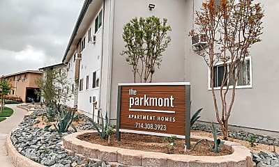 Community Signage, 100 E Montwood Ave, 0