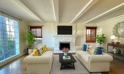 Living Room, 1630 S Highland Ave, 0