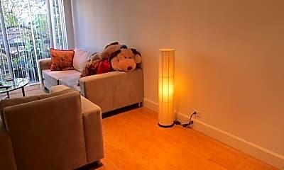Living Room, 1440 Veteran Ave 208, 1