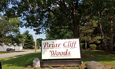 Briar Cliff Woods And Cambridge Woods, 1