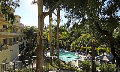 Pool, Villa Malibu, 2