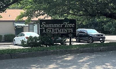 Summertree Apartments, 1