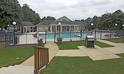 Pool, Huntington Place, 0