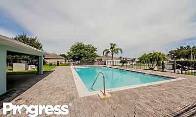 Pool, 2527 Talega Drive, 2