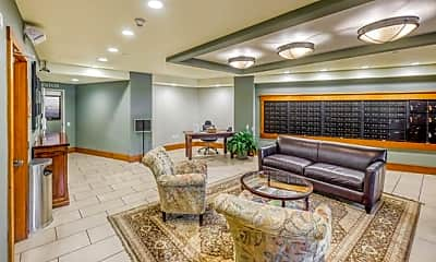 Living Room, 1315 Alma Ave #136, 2