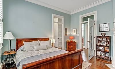 Bedroom, 132 Queen St, 2